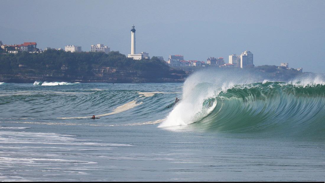 Guide de Surf & Cours Particuliers