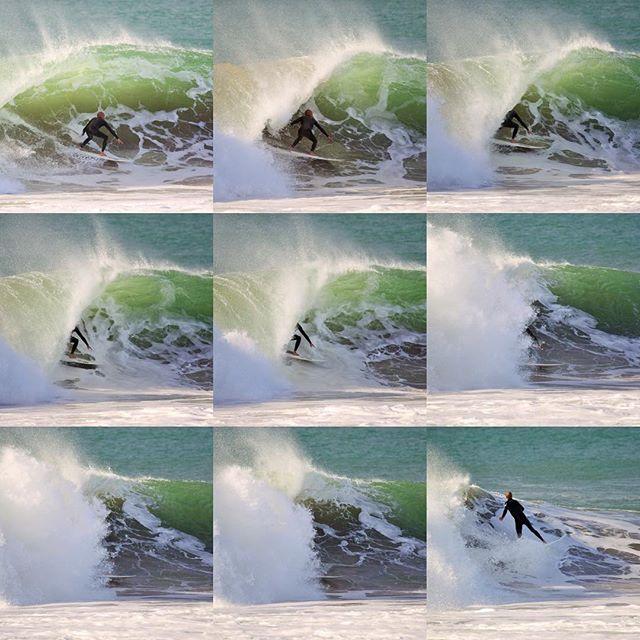 Remy Sanchez - Guide de Surf Anglet Séquence Tube à Anglet