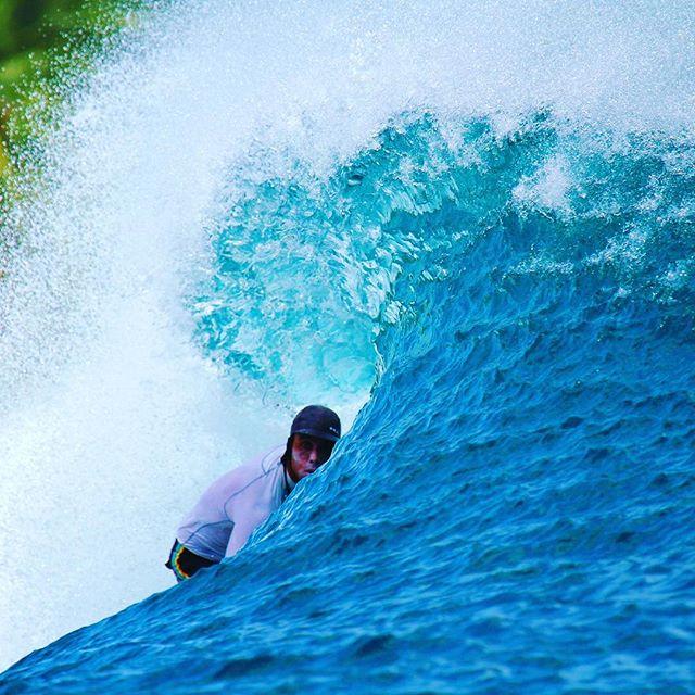 Remy Sanchez - Guide de Surf Anglet Tube en Indonésie